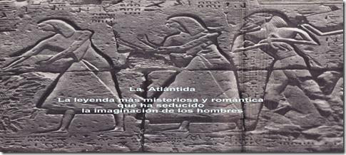 dónde estará La Atlántida enterrada... en Las Islas Canarias, dicen algunos